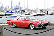 1962 Ford Thunderbird Roadster