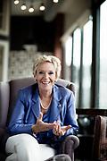 Françoise Bertrand, ex-présidente de la Fédération des Chambres de Commerce du Québec