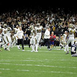 09-29-2019 Dallas Cowboys at New Orleans Saints