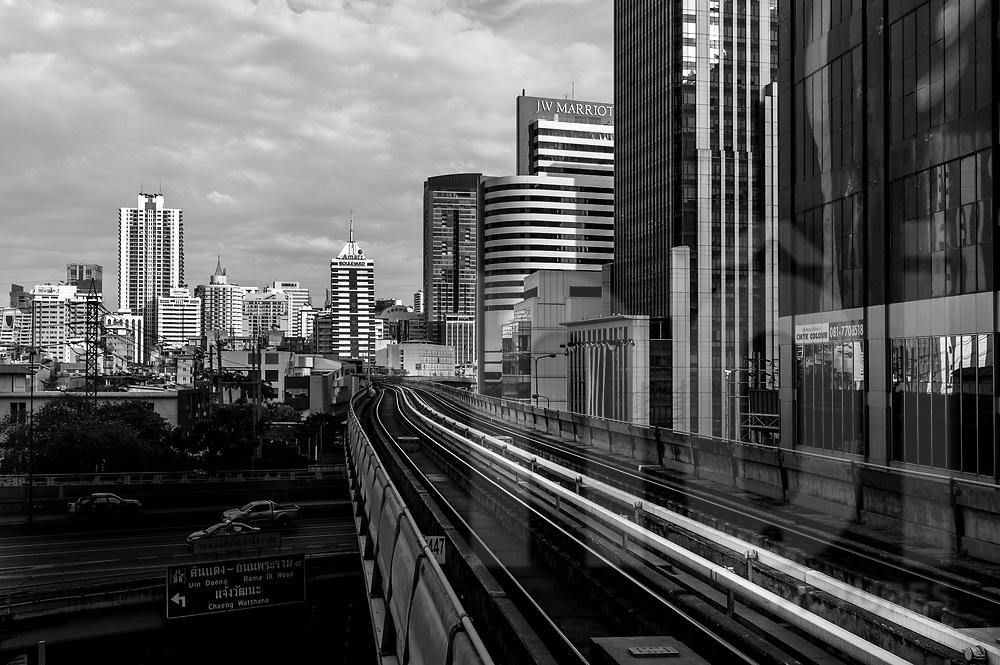Ploenchit BTS Station, Bangkok, Thailand, Southeast Asia
