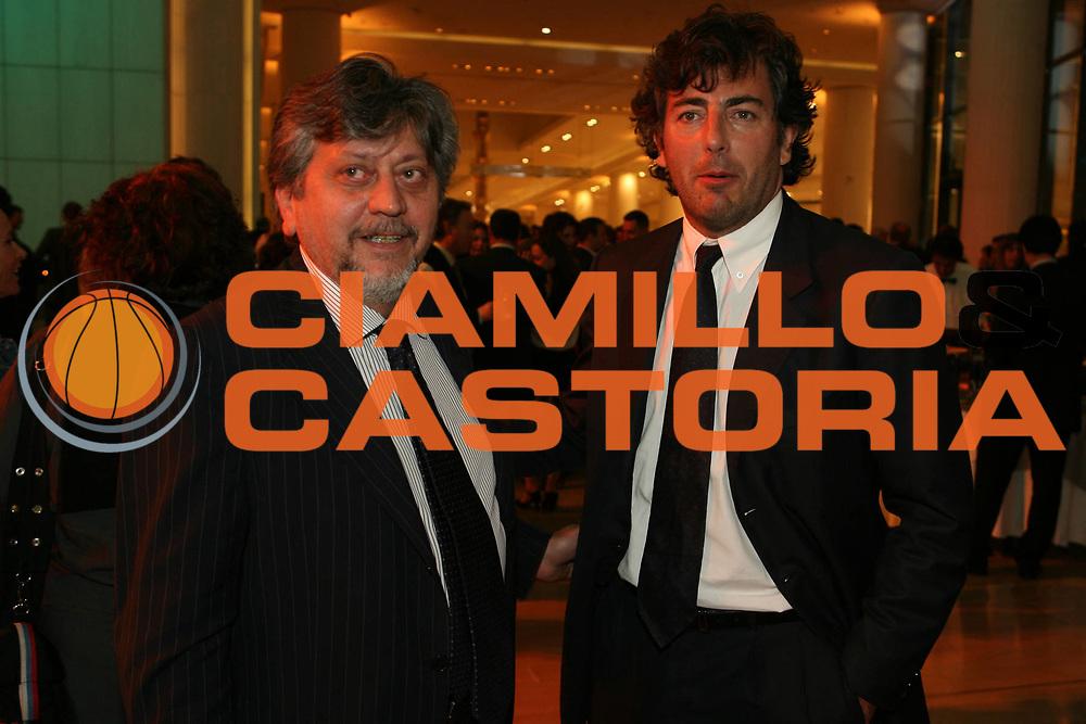 DESCRIZIONE : Atene Athens Eurolega Euroleague 2006 2007 Final Four Gala di Premiazione Gala Dinner<br /> GIOCATORE : Vanghetti Sacrati<br /> SQUADRA : <br /> EVENTO : Eurolega 2006-2007 Final Four Gala di Premiazione Gala Dinner<br /> GARA : <br /> DATA : 05/05/2007 <br /> CATEGORIA : Ritratto<br /> SPORT : Pallacanestro <br /> AUTORE : Agenzia Ciamillo-Castoria/G.Ciamillo