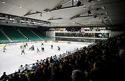 Hala Tivoli during Ice Hockey match between HK SZ Olimpija and EHC Alge Elastic Lustenau in Semifinal of Alps Hockey League 2018/19, on April 5, 2019, in Arena Tivoli, Ljubljana, Slovenia. Olimpija win the game and qualify to Final of AHL. Photo by Matic Klansek Velej / Sportida