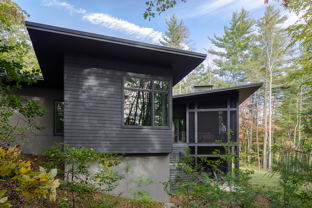 Allen Residence   Samsel Architects   Asheville, North Carolina