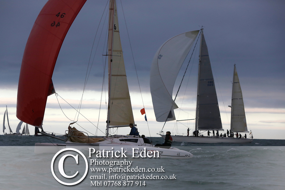 2017, July 1, Round the island Race, Round the Island Race, UK, Isle of Wight, Cowes, NITRIC, 46, DESPERADO OF COWES, GBR 1665,