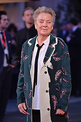 © Licensed to London News Pictures. 15/10/2017. London, UK. SANDY MARTIN attends the Three Billboards Outside Ebbing Missouri Film UK Premiere showing as part of the 51st BFI London Film Festival. Photo credit: Ray Tang/LNP