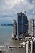 Vista desde Coco del Mar,San Francisco sobre el Corredor Sur y Punta Pacifica, Panama City ©Victoria Murillo / Istmophoto.com