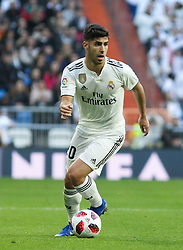 December 6, 2018 - Madrid, Madrid, Spain - Asensio of Real Madrid in action during the King Throphy Spanish Championship,  football match between Real Madrid and Melilla on December 06, 2018 at Santiago Bernabeu stadium  in Madrid, Spain. (Credit Image: © AFP7 via ZUMA Wire)