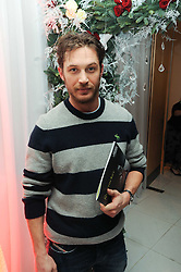 TOM HARDY at the launch of the English National Ballet's Christmas season 2009 held at the St.Martin;s Lane Hotel, London on 15th December 2009.