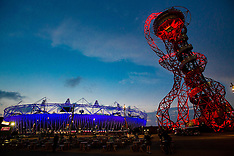 20120909 GBR: Sluitingsceremonie Paralympische Spelen 2012, Londen