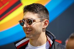 November 17, 2019, SãO Paulo, Brazil: SÃO PAULO, SP - 17.11.2019: GRANDE PRÊMIO DO BRASIL F1 2019 - The driver Esteban Ocon during the Formula 1 2019 Brazilian Grand Prix, held at the Interlagos Circuit, in São Paulo, SP. (Credit Image: © Rodolfo Buhrer/Fotoarena via ZUMA Press)