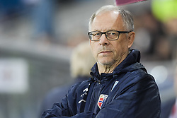October 8, 2017 - Oslo, NORWAY - 171008  Lars Lagerbäck, head coach of Norway prior the FIFA World Cup Qualifier match between Norway and Northern Ireland on October 8, 2017 in Oslo..Photo: Fredrik Varfjell / BILDBYRÃ…N / kod FV / 150028 (Credit Image: © Fredrik Varfjell/Bildbyran via ZUMA Wire)