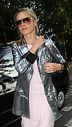 16.JUNE.2009.LONDON<br /> <br /> LAURA BAILY ARRIVING AT SADDLERS WELLS THEATRE, ISLINGTON FOR THE OPENING NIGHT OF THE ENGLISH BALLET'S 100TH BIRTHDAY SEASON.<br /> <br /> BYLINE MUST READ: EDBIMAGEARCHIVE.COM<br /> <br /> *THIS IMAGE IS STRICTLY FOR UK NEWSPAPERS &amp; MAGAZINE ONLY*<br /> *FOR WORLDWIDE SALES OR WEB USE PLEASE CONTACT EDBIMAGEARCHIVE-0208 954 5968*