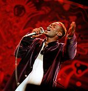 Santana with Baaba Maal - 2000