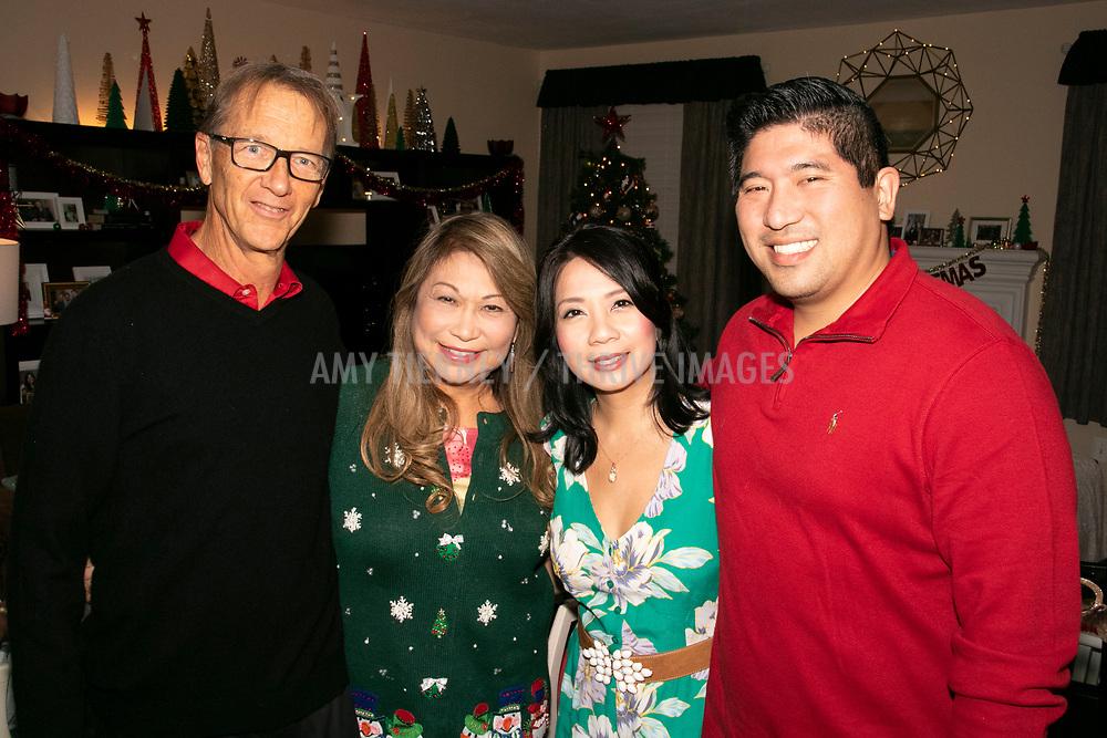 Stephan Dorlandt, Maling Dorlandt, Kristine Huang, Jeremy Huang