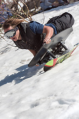 AxS Action Snow Sled