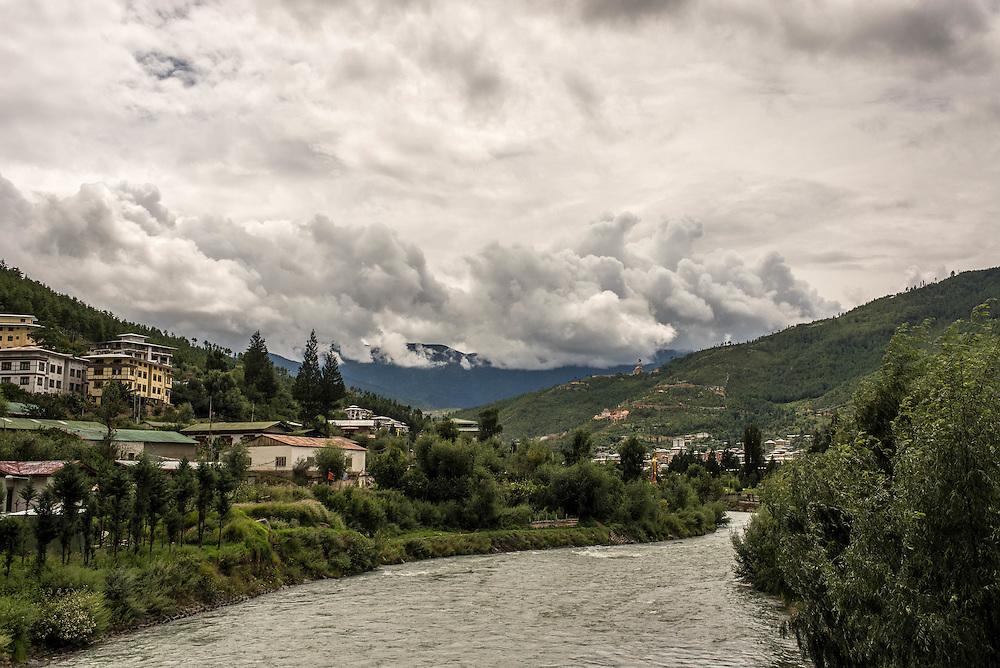 landscape, Bhutan <br /> <br /> Full photoessay at http://xpatmatt.com/photos/bhutan-photos/