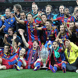 20110528: ENG, Football - UEFA Champions League finals, Manchester United vs FC Barcelona