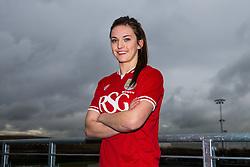 Chloe Arthur of Bristol City Women's FC - Mandatory byline: Rogan Thomson/JMP - 11/01/2016 - FOOTBALL - Stoke Gifford Stadium - Bristol, England - Bristol City Women's FC New Signings.