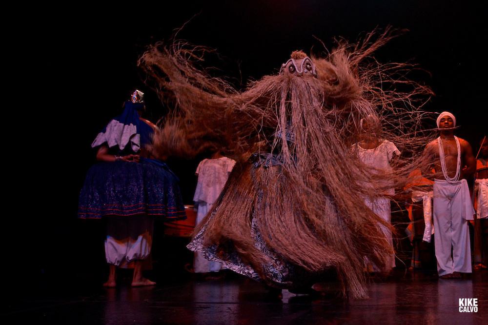Bahia Folkloric Ballet, locally known as Bale Folclorico da Bahia.