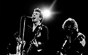 Joe Strummer - The Clash in concert - Live