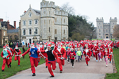 2018-11-25 Windsor Santa Dash