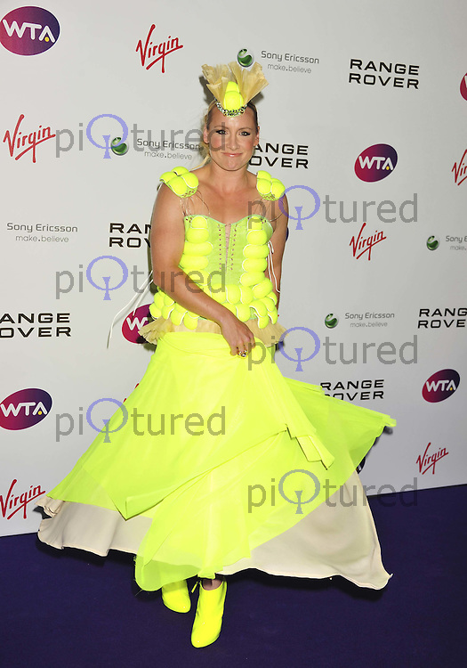 Bethanie Mattek-Sands WTA Pre-Wimbledon Party, The Roof Gardens, Kensington High Street, London, UK, 16 June 2011:  Contact: Rich@Piqtured.com +44(0)7941 079620 (Picture by Alan Roxborough)