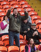 That's ma boy - goal celebration - Dundee United J-League Finals at Tannadice. .© David Young - www.davidyoungphoto.co.uk - email: davidyoungphoto@gmail.com