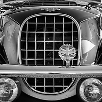 1979 Panther Lima Mark II Turbo grill black and white