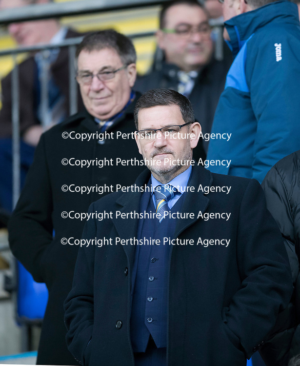 St Johnstone v Partick Thistle…27.01.18…  McDiarmid Park…  SPFL<br />