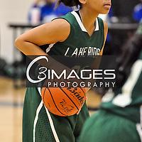 Freshman Lady Eagle Basketball 2014 - 2015