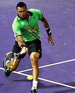Jo-Wilfried Tsonga defeated Alexandr Dolgopolov - 2011 Sony Ericsson Open