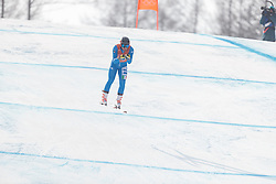 10.02.2018, Jeongseon Alpine Centre, Pyeongchang, KOR, PyeongChang 2018, Ski Alpin, Herren, Abfahrt, Training, im Bild Matteo Marsaglia (ITA) // Matteo Marsaglia of Italy during the Mens Ski Alpine Downhill Training of the Pyeongchang 2018 Winter Olympic Games at the Jeongseon Alpine Centre in Pyeongchang, South Korea on 2018/02/10. EXPA Pictures © 2018, PhotoCredit: EXPA/ Johann Groder