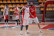 Christian Burns<br /> Nazionale Senior maschile<br /> Allenamento<br /> World Qualifying Round 2019<br /> Bologna 12/09/2018<br /> Foto  Ciamillo-Castoria / Giuliociamillo