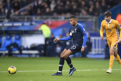 November 14, 2019, Saint Denis, FRANCE: 10 KYLIAN MBAPPE  (Credit Image: © Panoramic via ZUMA Press)