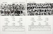 All Ireland Senior Hurling Championship Final,.04.09.1966, 09.04.1966, 4th September 1966,.Minor Cork v Wexford, .Senior Kilkenny v Cork, Cork 3-09 Kilkenny 1-10,...Cork,.B Hurley, D Carroll, P Geary, F Norberg, J Aherne, J Horgan, R Cummins, D Clifford, W Walsh, B Meade, 11 C Kelly, P Moylan, S Murphy, L Comer, F Keane, 16 W Glavin, F Horgan, M O'Shea, M Curley, G O'Riordan, ...Wexford,.H Butler, J Quigley, E Murphy, W Butler, E McDonald, M Fitzpatrick, E Buggy, D Howell, T Royce, T Furlong, L Bent, P Byrne, M Butler, M Browne, P Bernie, P Cox, J Nangle,  T Kavanagh, J Tobin ,  J Ryan,