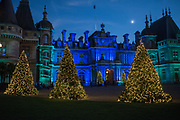 Waddesdon Manor Christmas Carnival, Waddeson. 14 November 2018