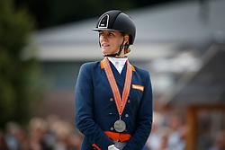 Witte-Vrees Madeleine, NED<br /> Nederlands Kampioenschap Dressuur <br /> Ermelo 2017<br /> © Hippo Foto - Dirk Caremans<br /> 16/07/2017