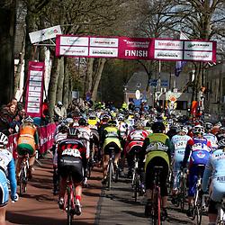 Energiewacht Tour 2012 Slochteren passage finish