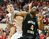 Indiana vs. Wright State Basketball - 2010