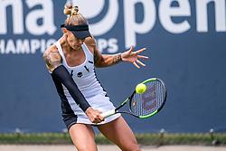 11-06-2019 NED: Libema Open, Rosmalen<br /> Grass Court Tennis Championships First round WTA / Polona Hercog (SLO)