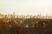 View of the Central Park Reservoir from 336 Central Park West