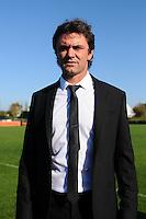 Sylvain Ripoll - 02.11.2015 - Portrait Officiel Lorient<br /> Photo : Philippe Le Brech / Icon Sport