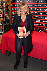 OCT 10 2013 Helen Fielding book signing