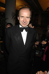 SIMON de PURY at The Diner Des Tsars in aid of Unicef to celebrate the launch of Quintessentially Wine held at the Guildhall, London EC2 on 29th March 2007.<br /><br />NON EXCLUSIVE - WORLD RIGHTS