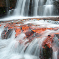 Jasper Falls, Canaima National Park, Venezuela.