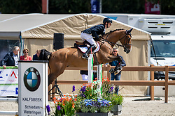 Van Asten Geert, NED, Kick Starter GLN<br /> KWPN Kampioenschappen - Ermelo 2019<br /> © Hippo Foto - Dirk Caremans<br /> Van Asten Geert, NED, Kick Starter GLN