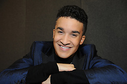 © Licensed to London News Pictures. 23/11/2013<br /> Jahmene Douglas (X-Factor runner up 2012)  Portraits taken at the Bluewater Christmas light switch on (15.11.2013) Greenhithe, Kent.<br /> Photo credit :LNP