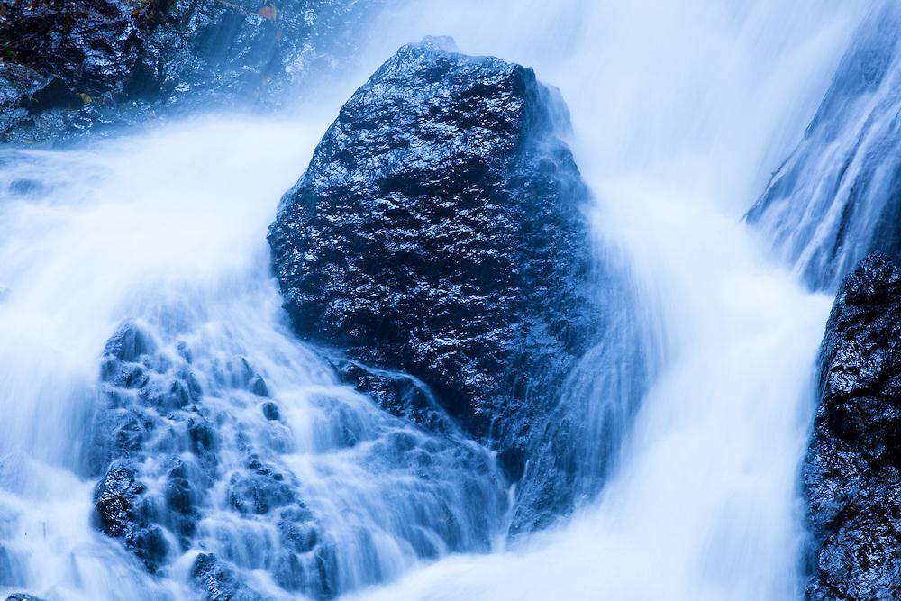 The bottom of Kondalilla Falls, Kondalilla National Park.