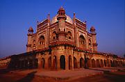 Humayun's mausoleum, Delhi