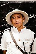Doorman at The Majestic Hotel, Kuala Lumpur